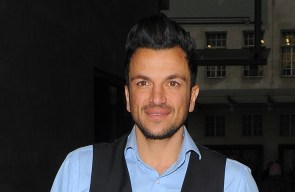 Peter Andre records Mysterious Girl follow-up for new album