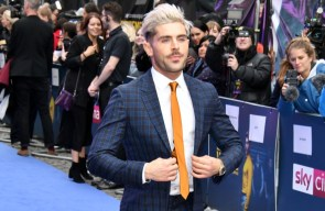 Zac Efron wins his first-ever Emmy for Down to Earth series