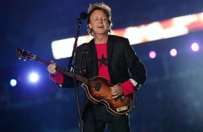 Sir Paul McCartney behind mysterious classified adverts