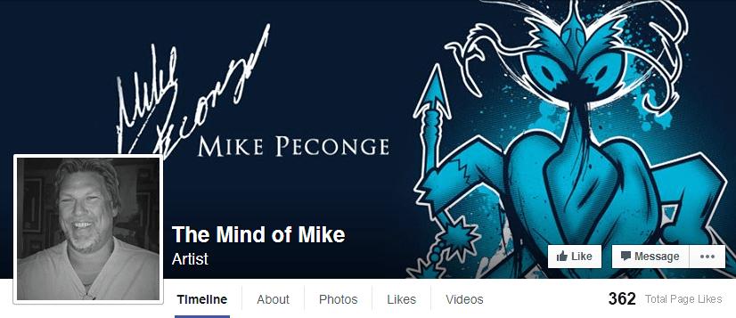 Mike-Peconge
