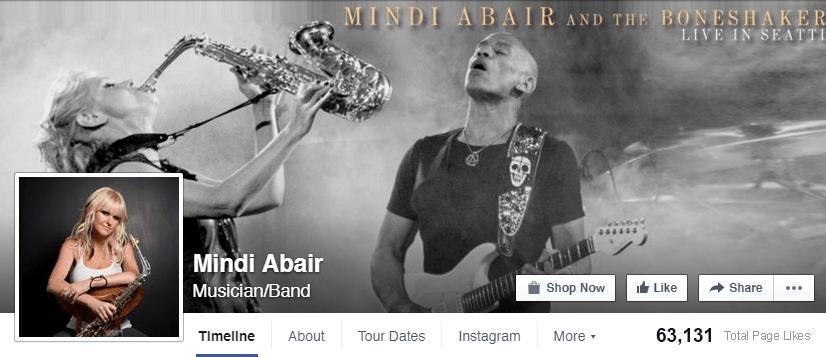Mindi-Abair