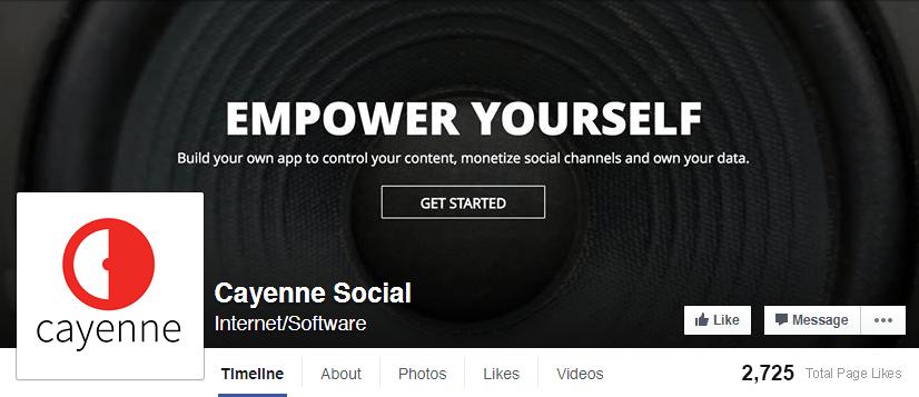 Cayenne-Social