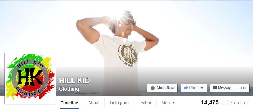 Hill-Kid