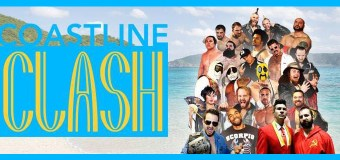 CWFH's Two-Episode Blockbuster Event – Coastline Clash comes to your TV April 23rd!