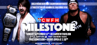 MILESTONE: Hollywood Heritage Championship: Tito vs. Avalon – What you need to know