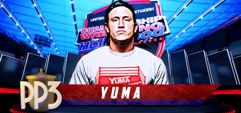 Yuma is seeking something – is what he's looking for inside the PP3 Cup?