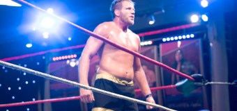 Jack Swagger Returns at Milestone