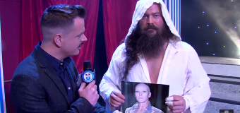 Web Exclusive Match: Jocephus Makes Threat Towards Nick Aldis
