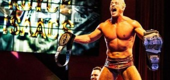 Heritage Title to be Defended in Ladder Match at Milestone
