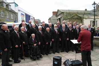 Choir trevithick day 1 2012