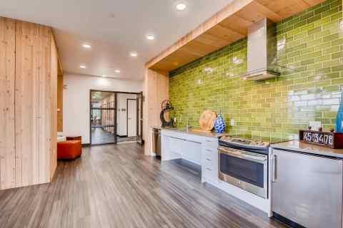 Fifth Floor Community Room Kitchen
