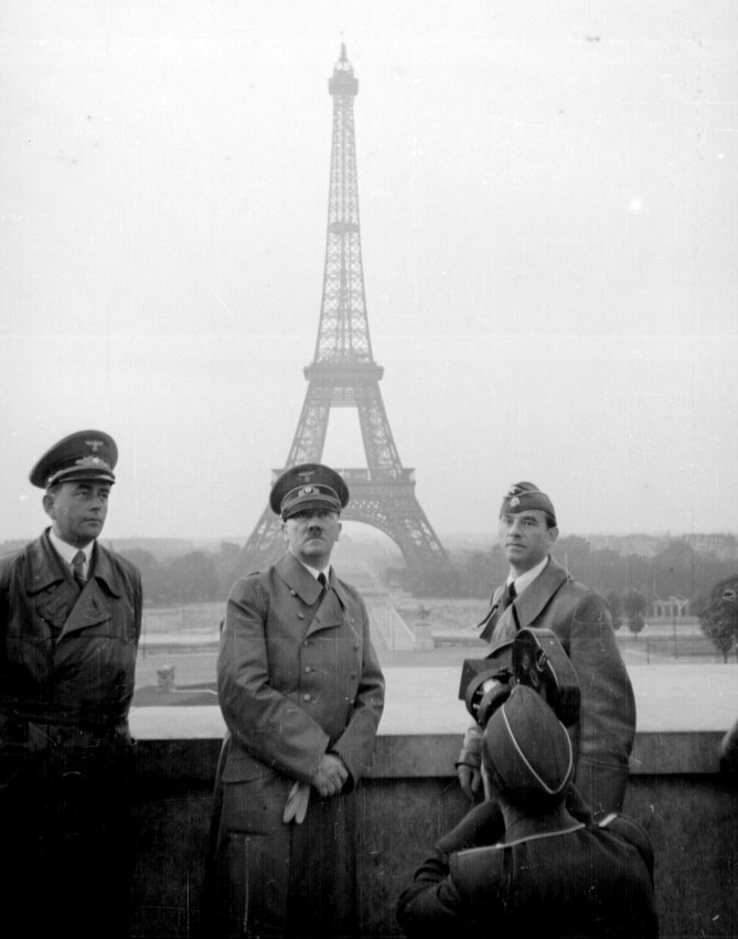 Image result for nazis take over france