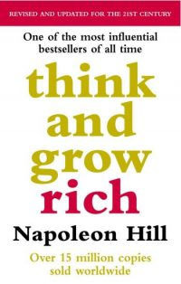 Think & Grow Rich Book Cover