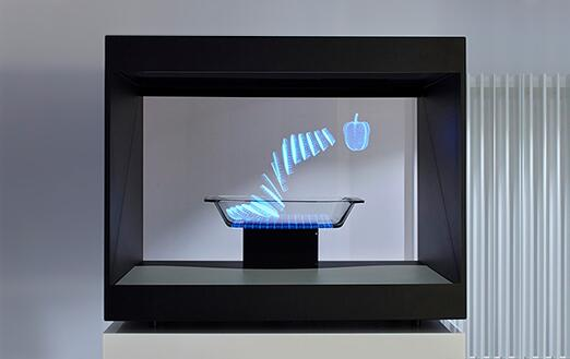 Hologram 3D Advertising Display Pyramid Holocube