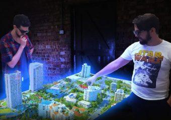 urbanisme hologrammes