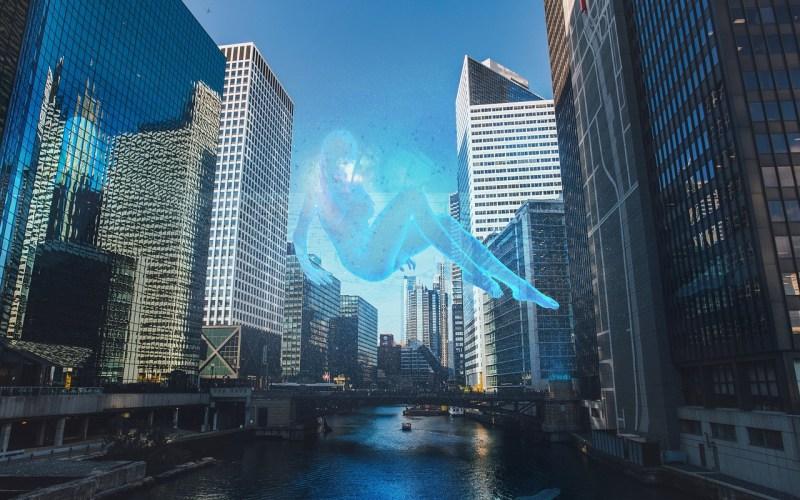 hologramme immortalisation