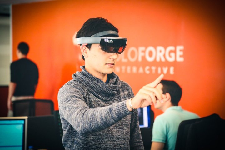 holoforge interactive