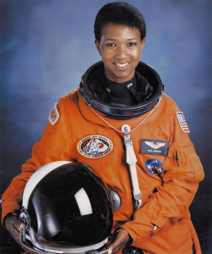 astronaute femme