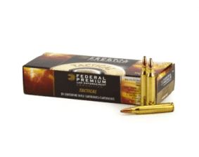 .223 Federal LE Tactical TRU 55gr. SP