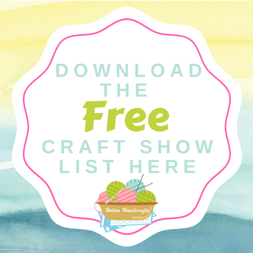 Download your Free Copy of the craft show list