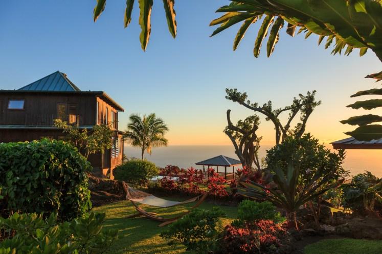 Views of Holualoa Inn