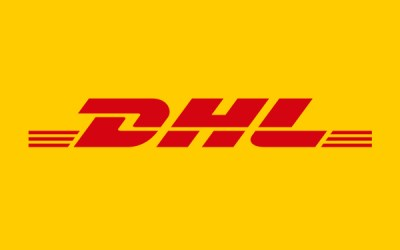 DHL punt in Holwerd