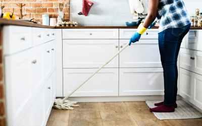 Aangeboden: Huishoudelijk werk