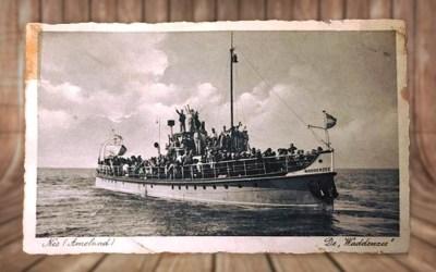 Rijksveerboot MS Waddenzee