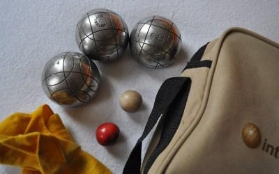 Jubileumwedstrijd 25-jarig bestaan jeu-de-boule Holwerd