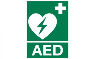 Een nieuwe AED voor Holwerd!