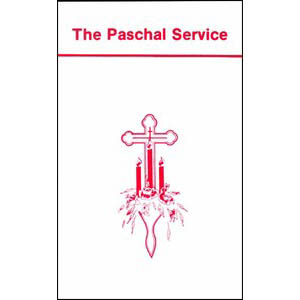 Paschal and Lenten Service Books