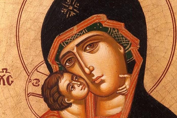 L'antica tradizione delle icone greche dipinte