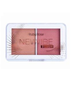 Rubor-new-vibe-ruby-rose-tono-3-Holy-cosmetics