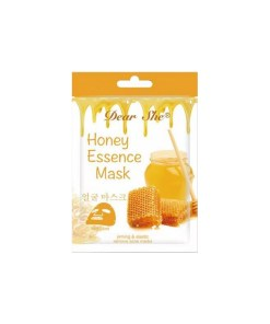 Mascarilla honey essence dear she web Holy cosmetics