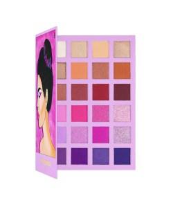 Sombra la chica enamorada By kara beauty web Holy cosmetics