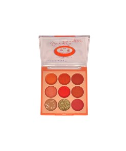 sombra mini naranja web Holy cosmetics
