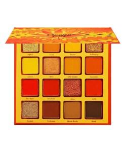 sombra orange pop By kara beauty web Holy cosmetics