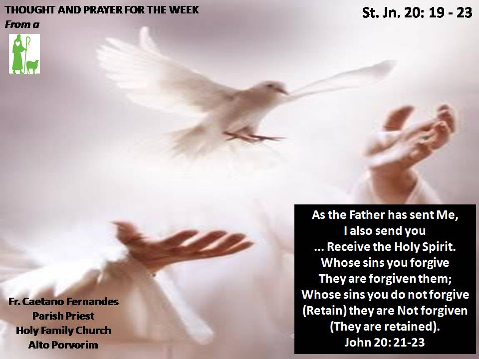 Thought & Prayer for the week
