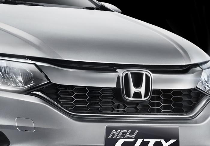 Spesifikasi Honda city