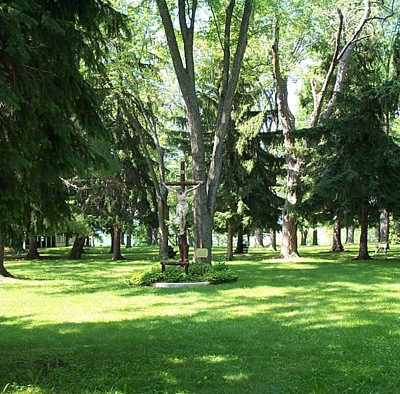Auriesville Shrine grounds