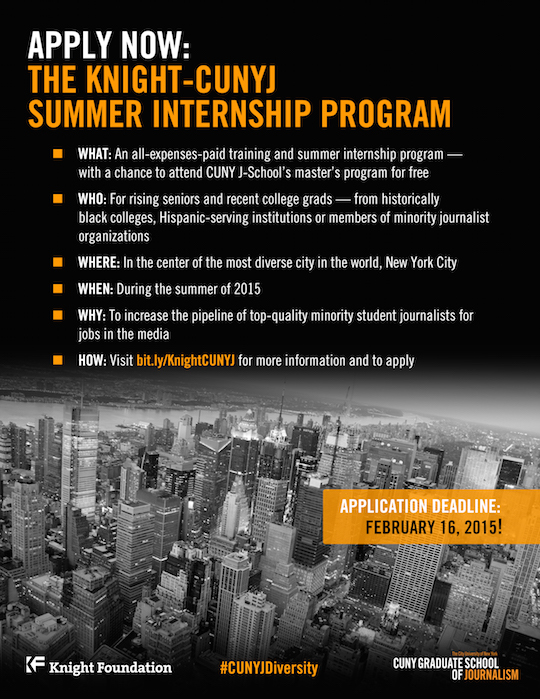 Knight.CUNYJ-Internship