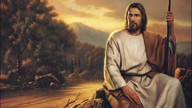 Free Download Wallpaper Jesus