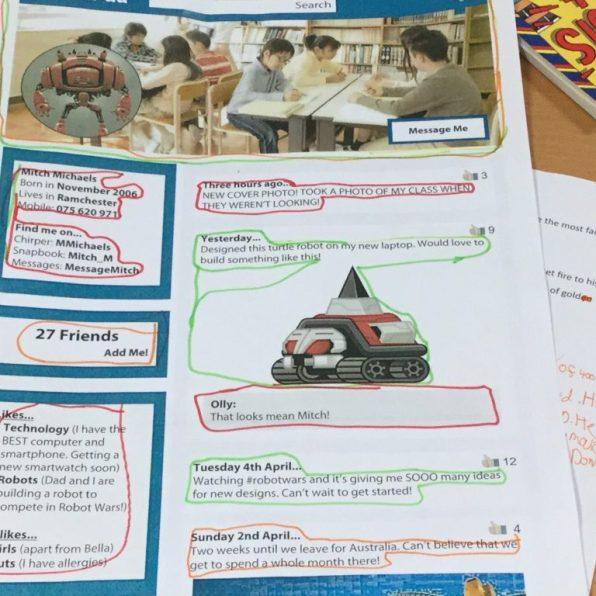 Class 5 activity