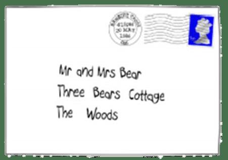Jolly Postman Letter 2