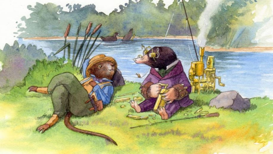 Wind in the Willows 4