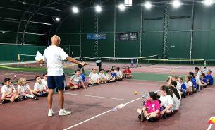 Yr 5 tennis 3