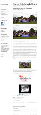 North Edinburgh News Edinburgh College