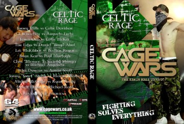 Cage Wars DVD