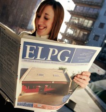 Property PR photography for ELPG property guide in Scotland