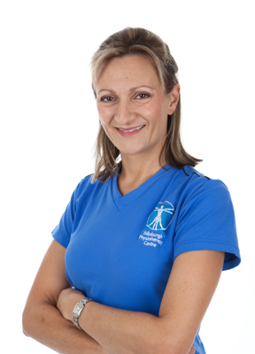 PR in Scotland, PR photography Kirstin Lord headshot from Edinburgh Physiotherapy centre